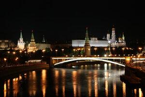 С Патриаршего моста