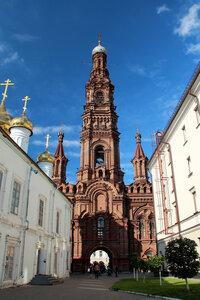 Колокольня Богоявленского собора